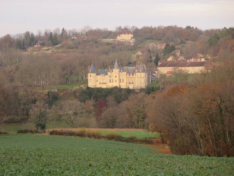 A Chateau in the contryside